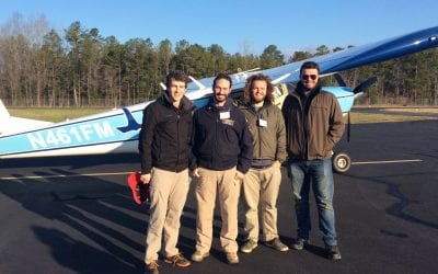 Future Missionaries Visit the Second-Largest Missionary Aviation Organization in the World