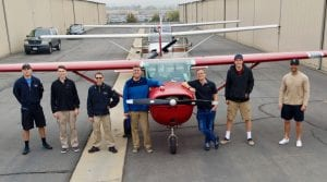 San Diego Christian College Hawks go National Flying Competition