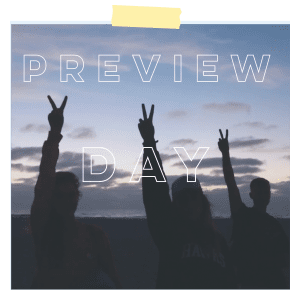 San Diego Christian College student preview day